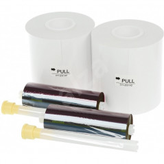 Tanica inchiostro a pigmenti verde da 200ml per Epson StylusPro 4900